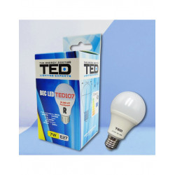 Bec LED E27 230V 7W 6400K