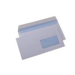 Plic DL (110x220 mm) alb,...