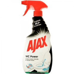 AJAX SOLUTIE WC 500ML POWER
